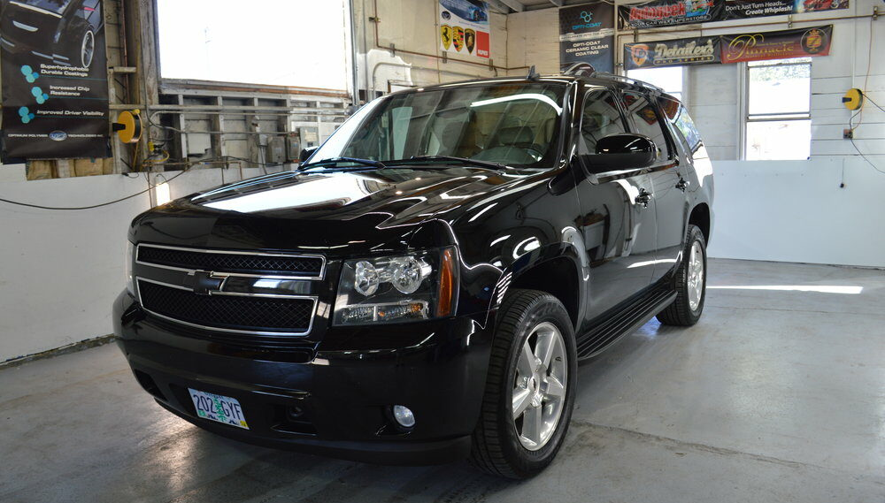 FTA Detailing Chevy Tahoe Exterior