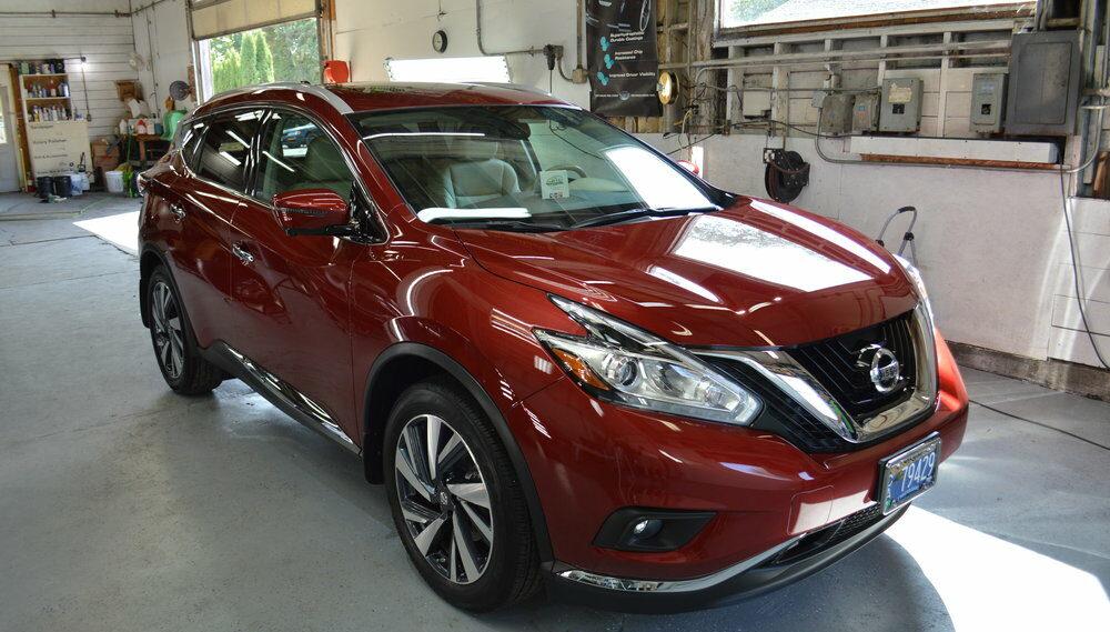 FTA Detailing Nissan Murano Exterior