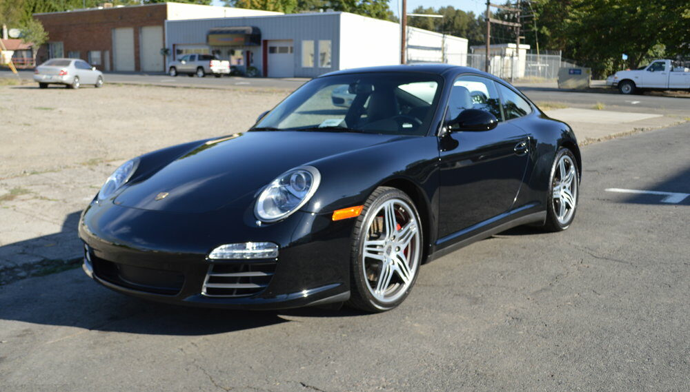 FTA Detailing Porsche Gloss Exterior