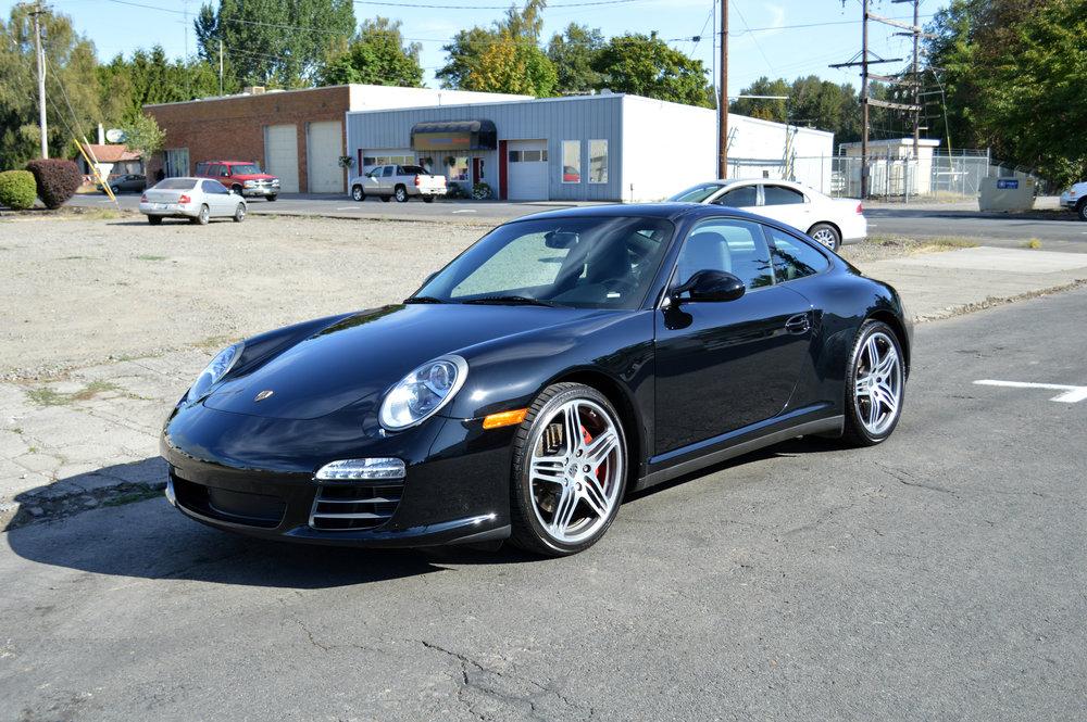 FTA Detailing Porsche Gloss Coat